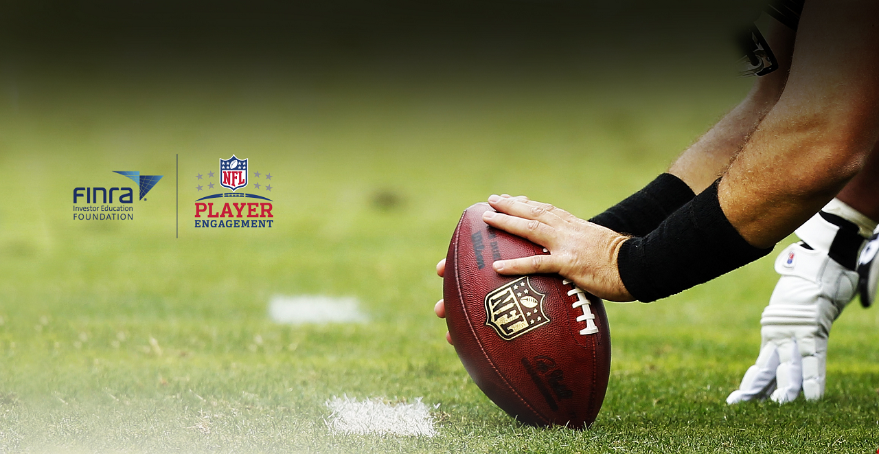 FINRA Foundation and NFL Partnership
