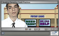 Moneytopia Tutorial: Avoiding Deceptive Credit Practices