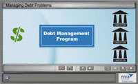 Moneytopia Tutorial: Managing Debt Problems