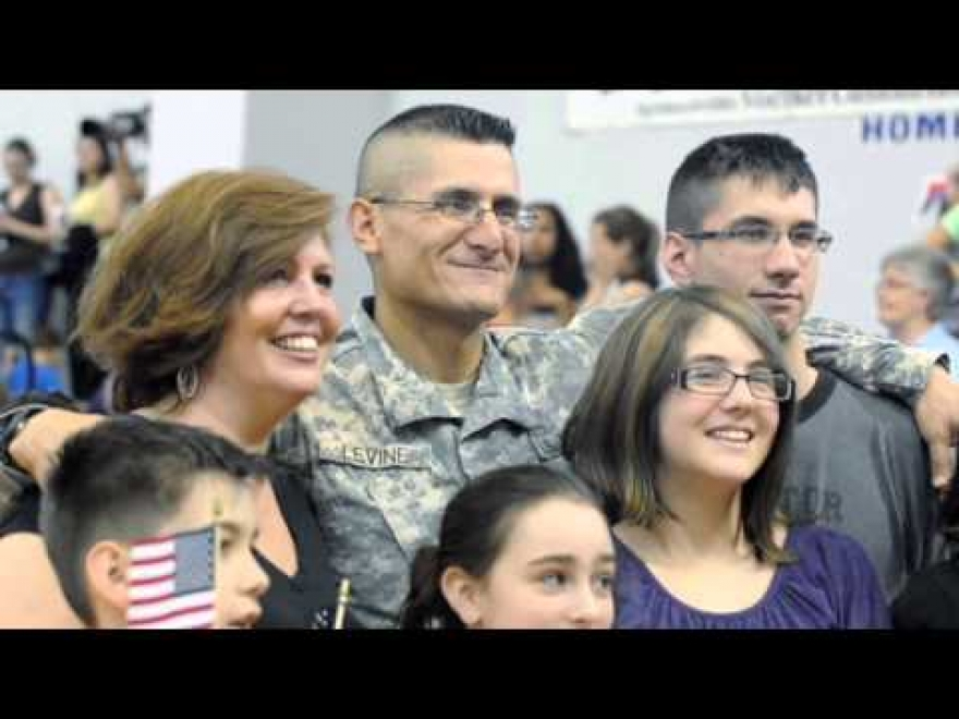 Home Front: Kids and Deployment