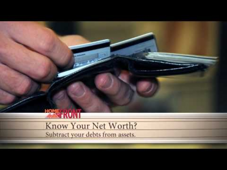 Homefront: Know Your Net Worth
