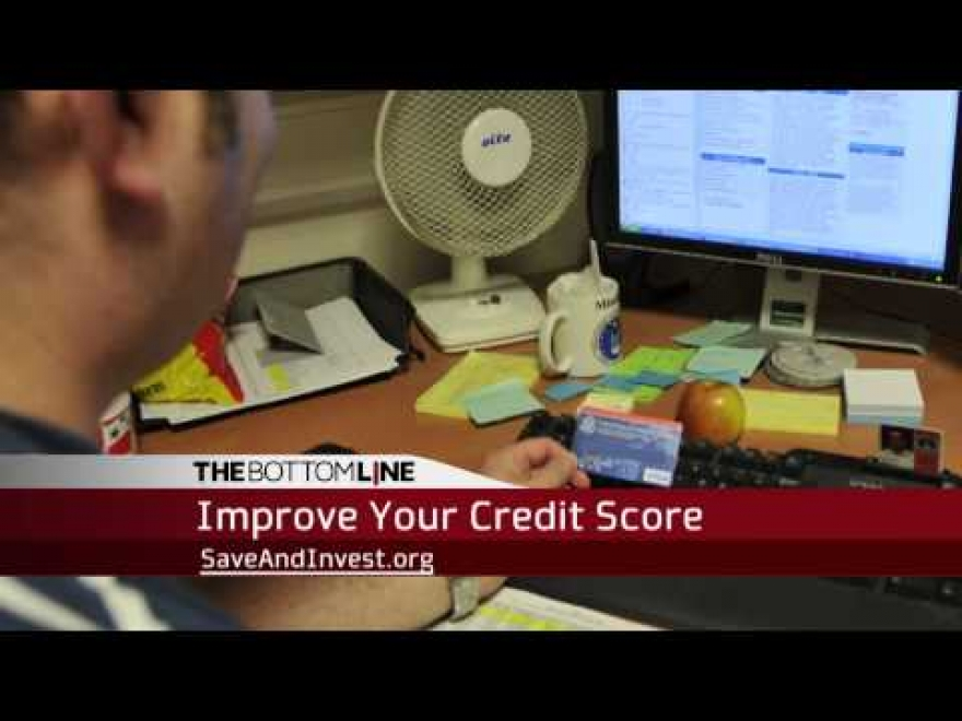 The Bottom Line: Improve Your Credit Score